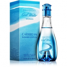 Davidoff Cool Water Woman Caribbean Summer Edition
